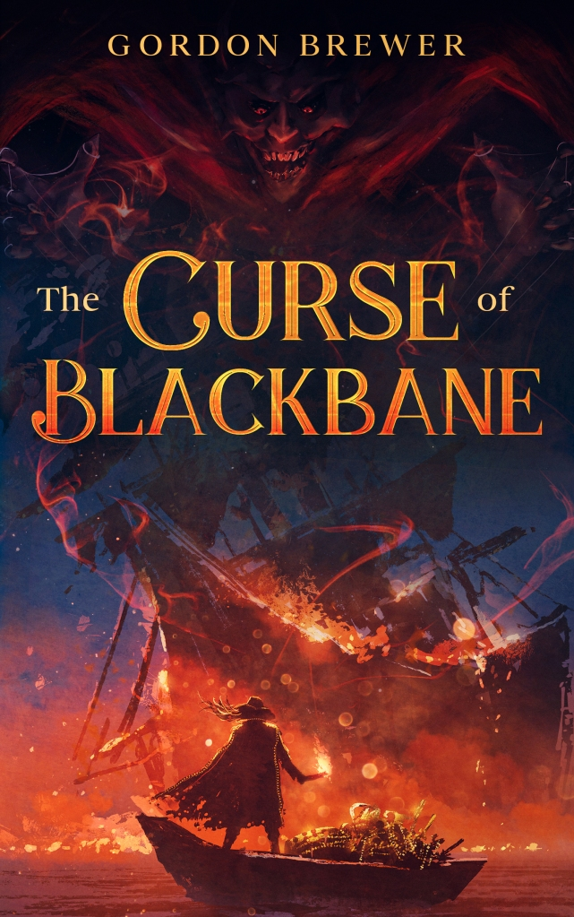 Curse of Blackbane Cover